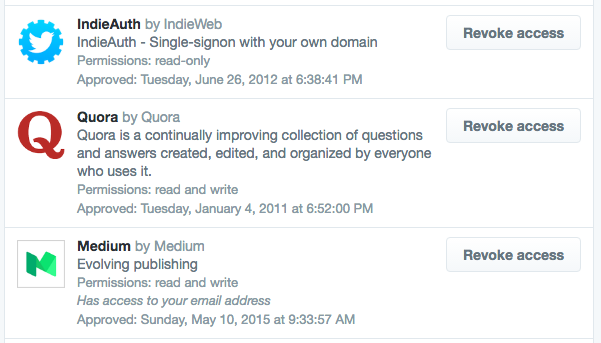 twitter-authorization-list - OAuth 2 0 Servers